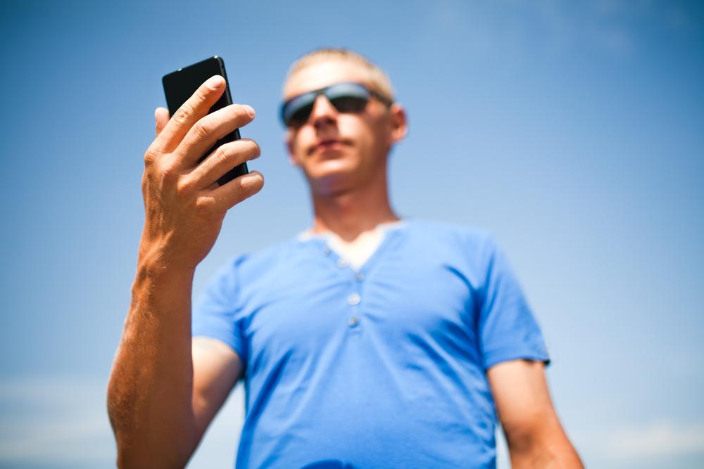 Nå dine kunder hvor de er med sms